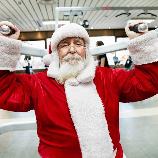 Christmas slimming